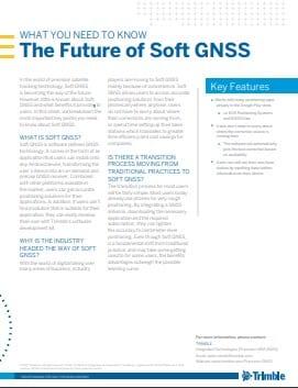 Trimble Soft GNSS article