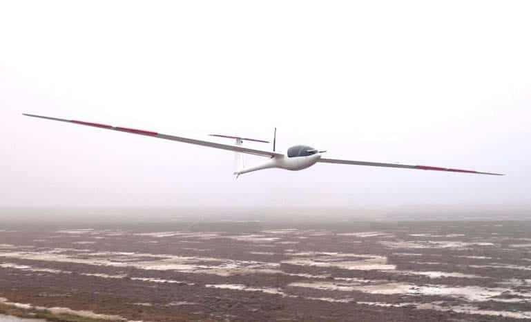 UAVOS HiDRON glider