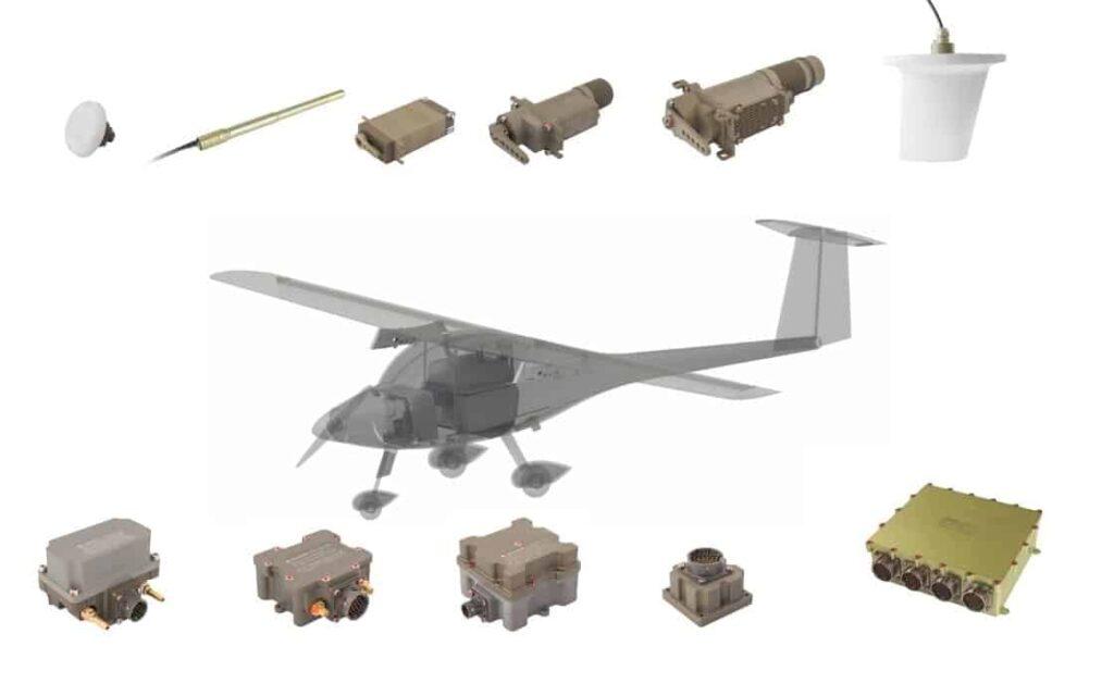 UAVOS unmanned systems autopilot