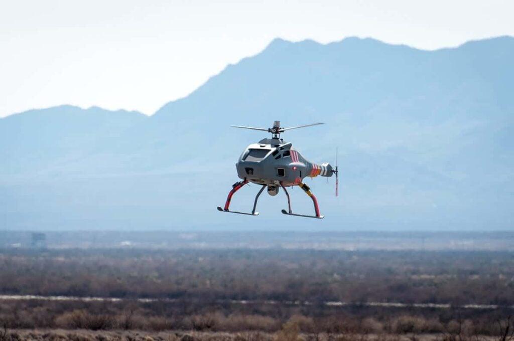 UMS Skeldar v-200 Agricultural Drone