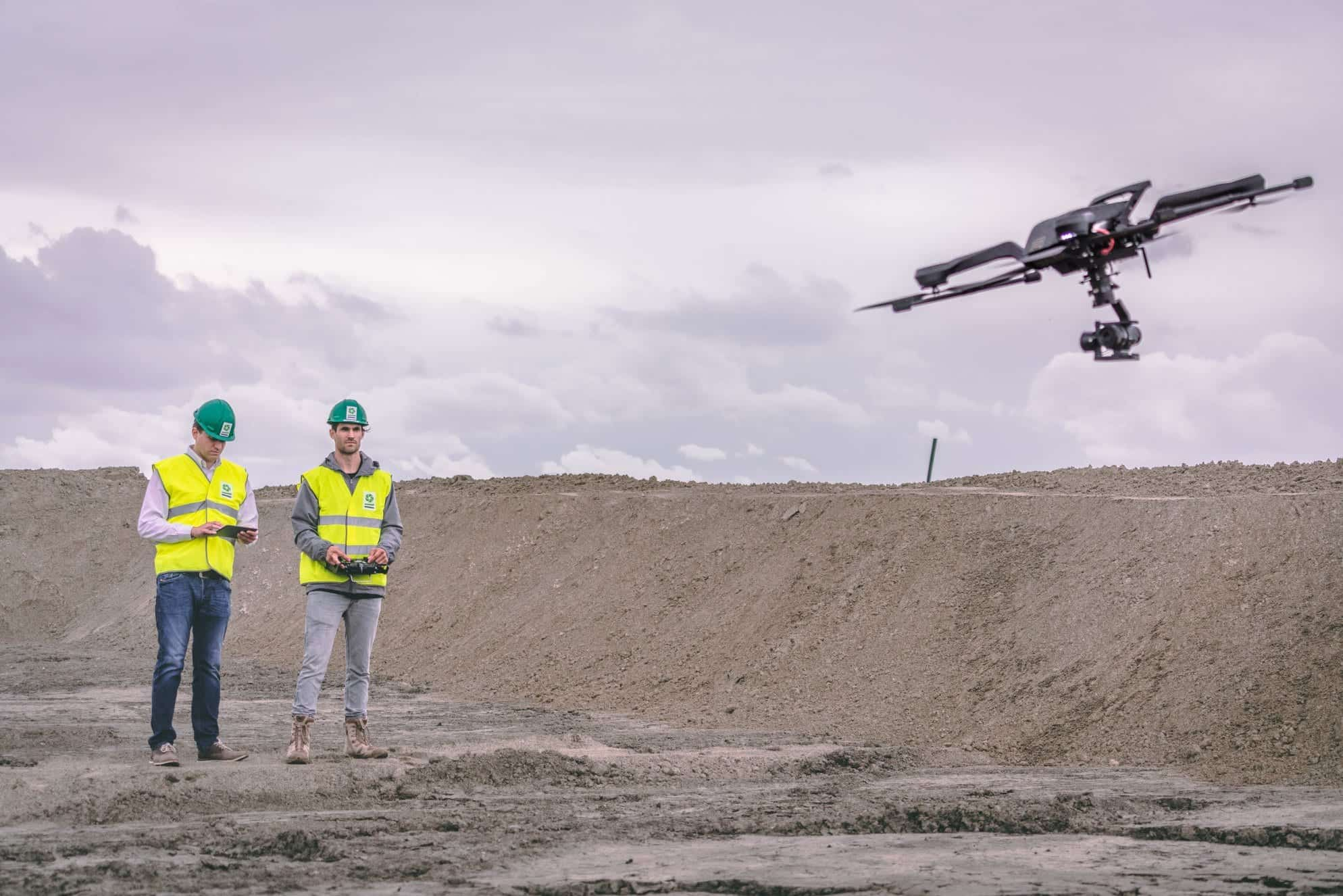 Acecore industrial inspection drone