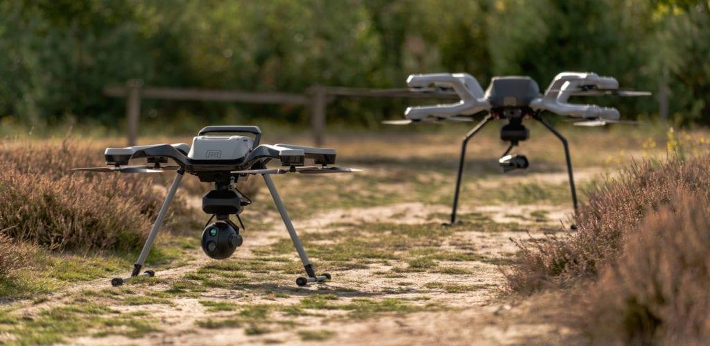 Acecore professional VTOL drones