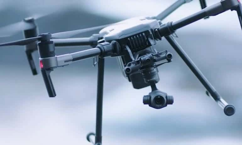DJI Matrice 200 UAV