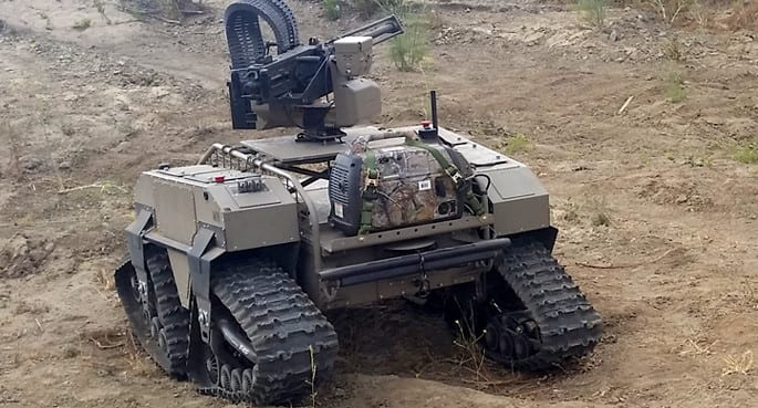 General Dynamics Multi-Utility Tactical Transport UGV