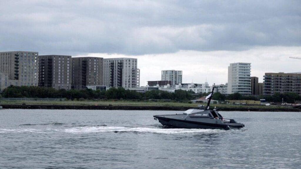 Maritime Autonomy Surface Testbed USV
