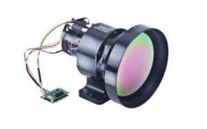Ophir IR Long Range Zoom Lens