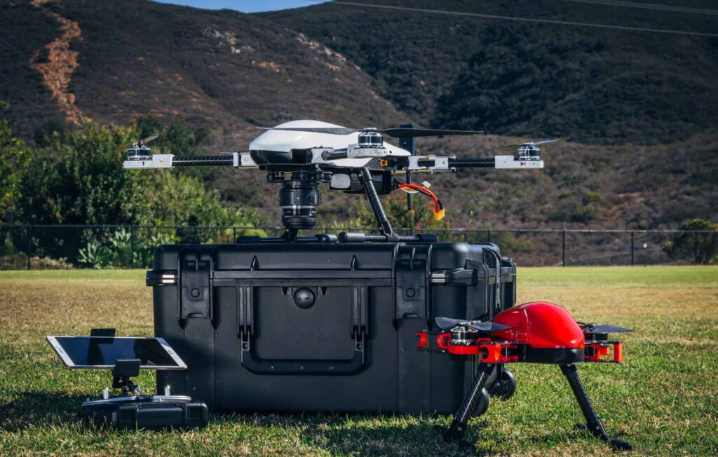 Straight Up Imaging Endurance drone