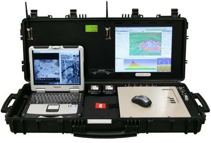 Ground Control Stations (GCS) for UAVs, Drones and Robotics