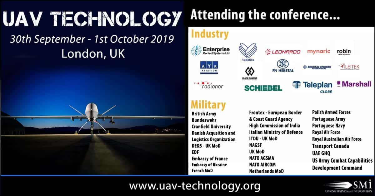 SMi UAV Technology 2019