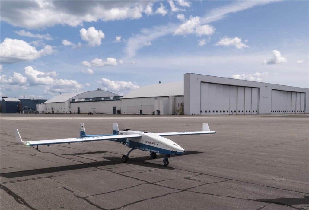 UAV Turbines microturbine propulsion system