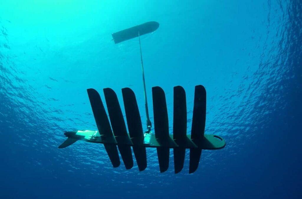 Wave Glider USV