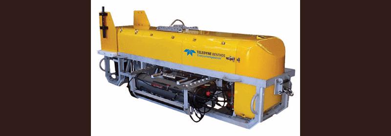 6000m TTV-190 Deep Tow Vehicle