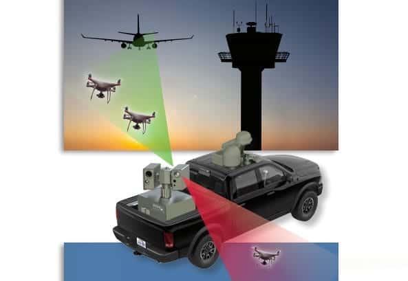 ATA LOCUST counter-drone system