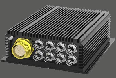 CHARM – 100 Enclosure Standalone video processor unit