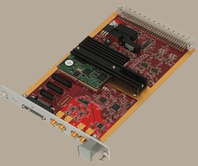 CHARM – 3U 3U video tracker board