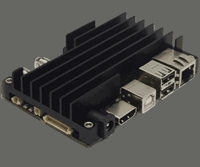 CHARM – 70 Standalone video tracker board