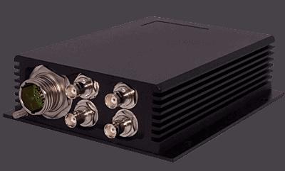 CHARM – 80 Enclosure Standalone video tracker unit