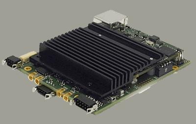CHARM – 80 Standalone video tracker board