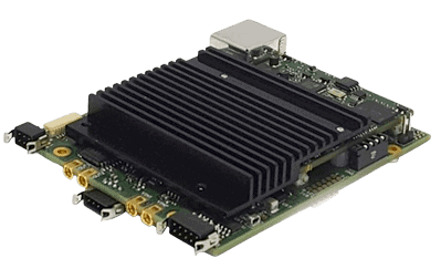 CHARM – 80SDI Standalone video tracker board