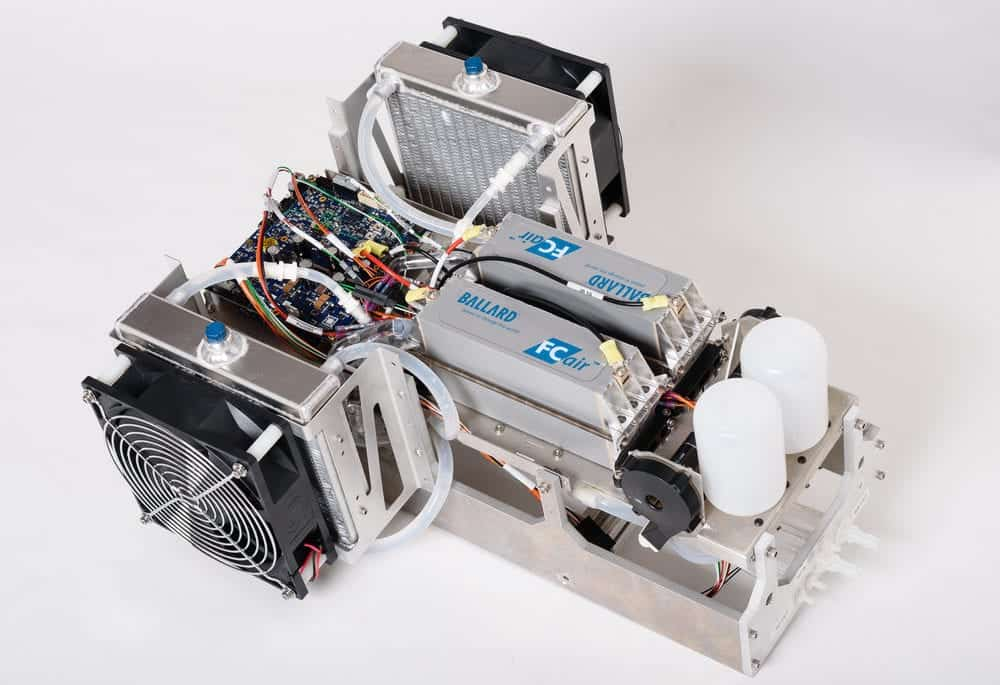FCair™ 1200 hydrogen fuel cell