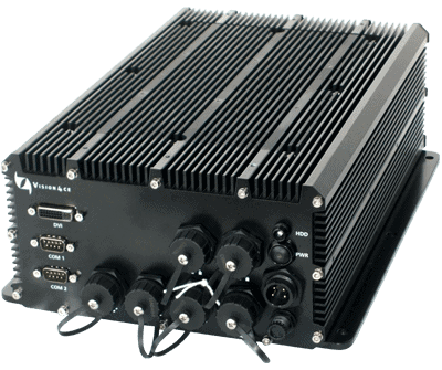 GRIP Delta LP Natural convection cooled rugged PC