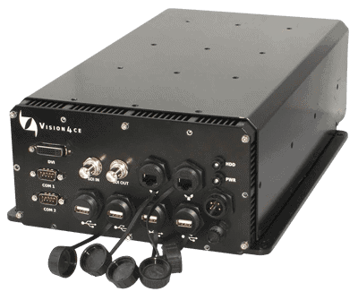 GRIP Delta Rugged PC for UGVs