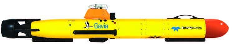 Gavia Modular AUV