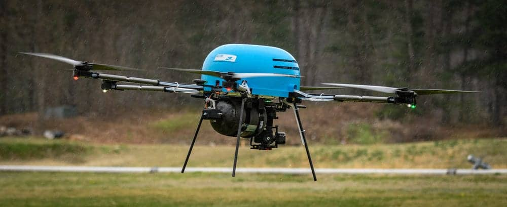 Hydrogen Fuel Cells for Drones