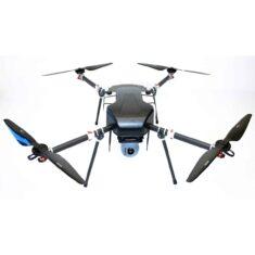 Long range quadcopter drone