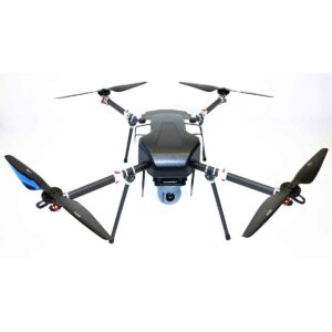 Long range quadcopter drone