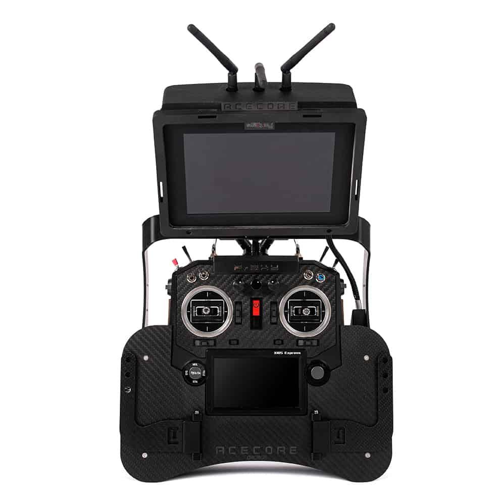 Modular drone controller base