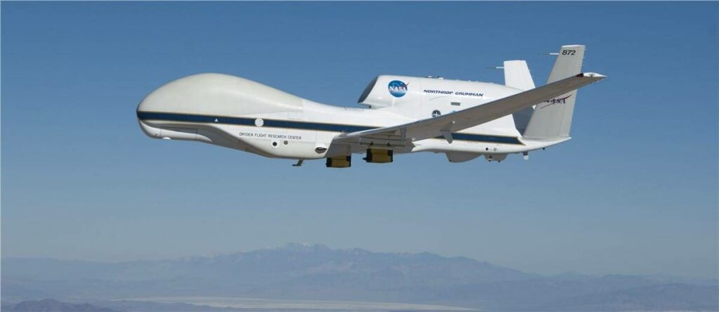 NASA Global Hawk UAS