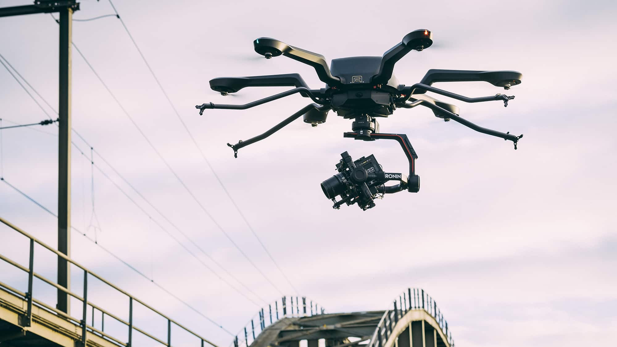 Acecore Releases Persistent Heavy-Lift Hexacopter Drone   Unmanned Systems Technology