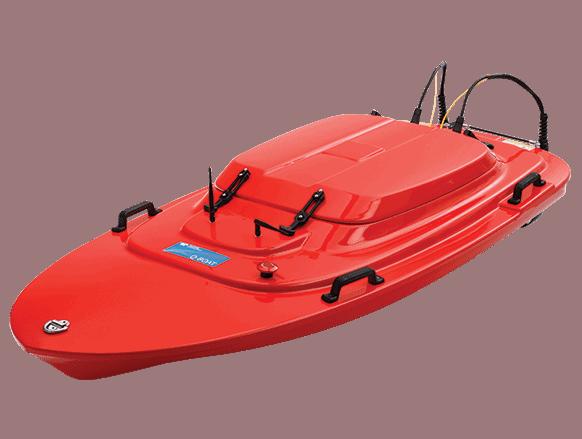Q-Boat 1800RP Dual-Engine USV