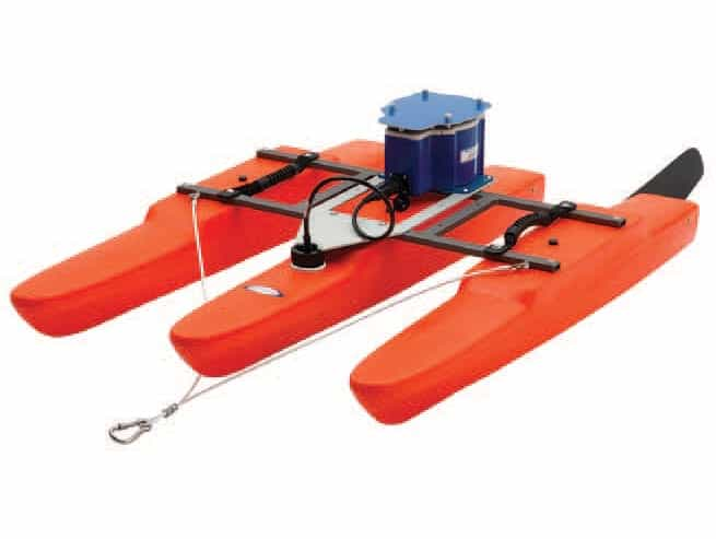 Riverboat SP Tethered Hydrologic Boat