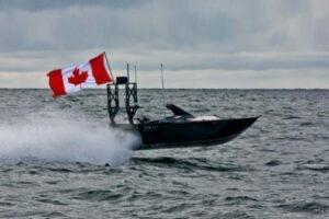 Royal Canadian Navy USV