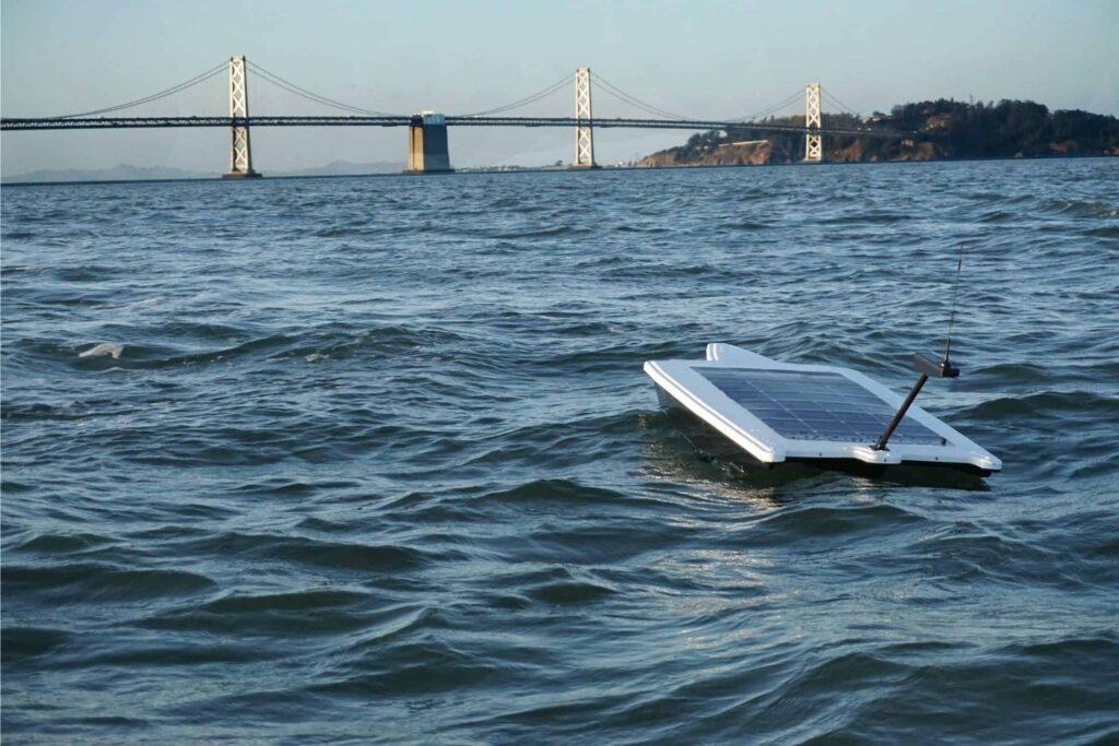 Sofar Ocean Technologies Strider autonomous surface vehicle