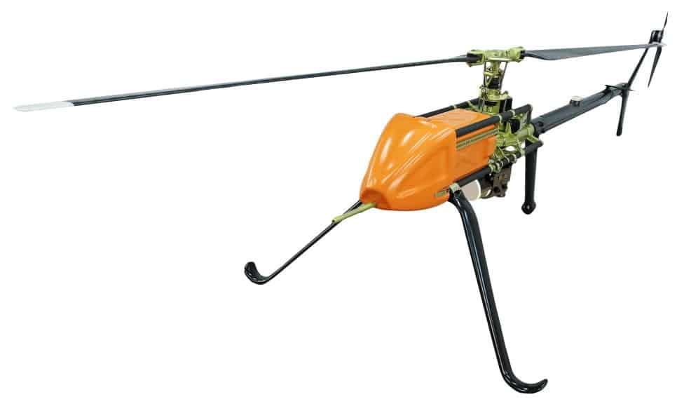 UAVOS UVH-25EL LiDAR unmanned helicopter