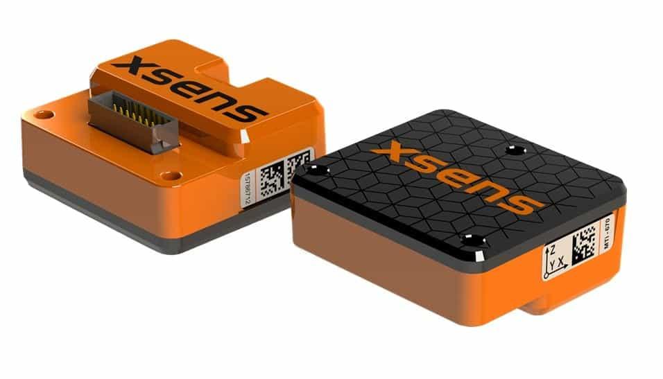 Xsens MTi 600-series inertial sensors
