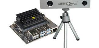 e-con Systems STEEReoCAM Stereo Vision camera