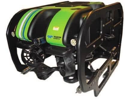 vLBV950 deep water Mini-ROV