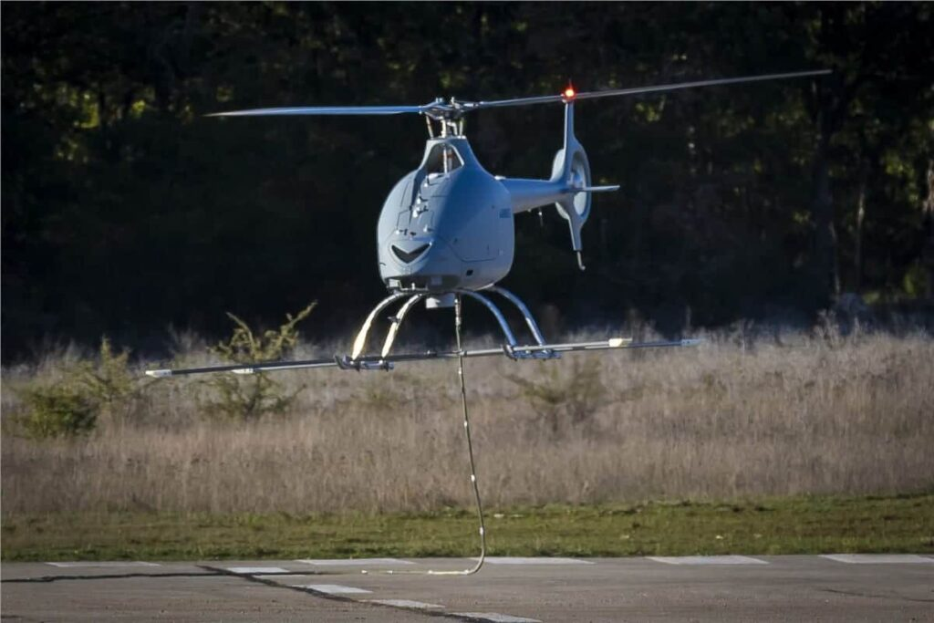 Airbus Helicopters VSR700 unmanned aerial system