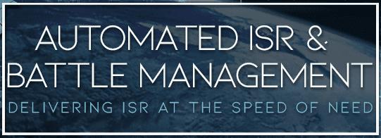 Automated ISR & Battle Management Symposium