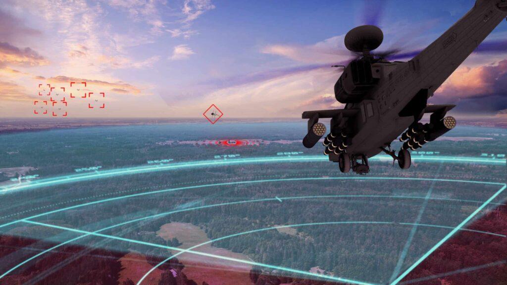 BAE Systems UAS radar jamming