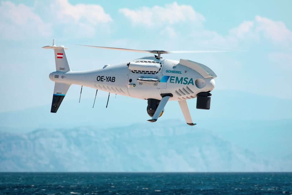 EMSA CAMCOPTER S-100 UAS