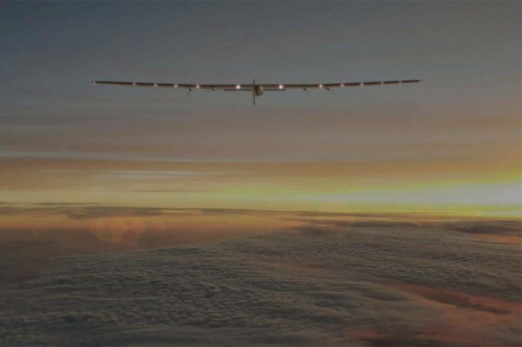 Skydweller Aero solar powered drone