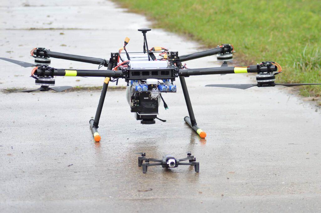 AeroSpector Quadcopter Drone
