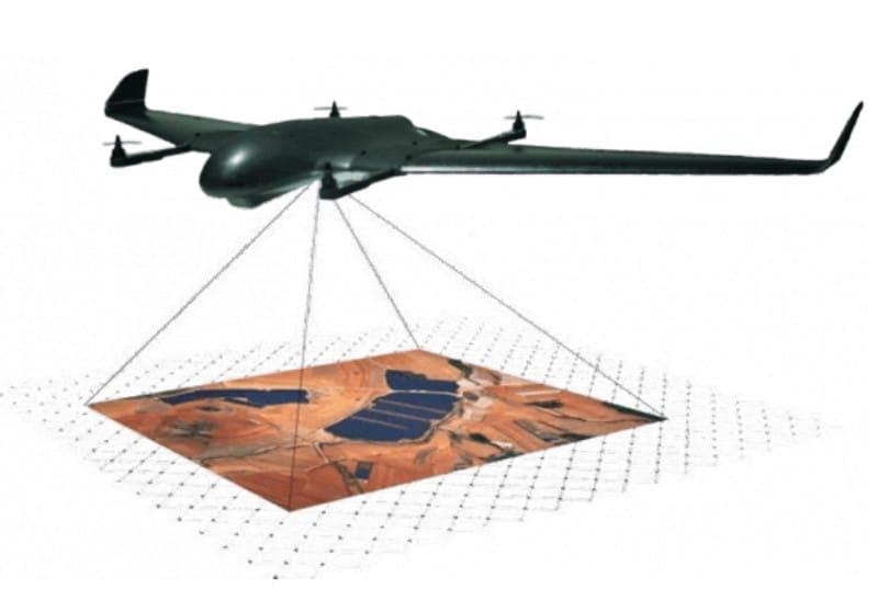 DeltaQuad Pro #MAP UAV