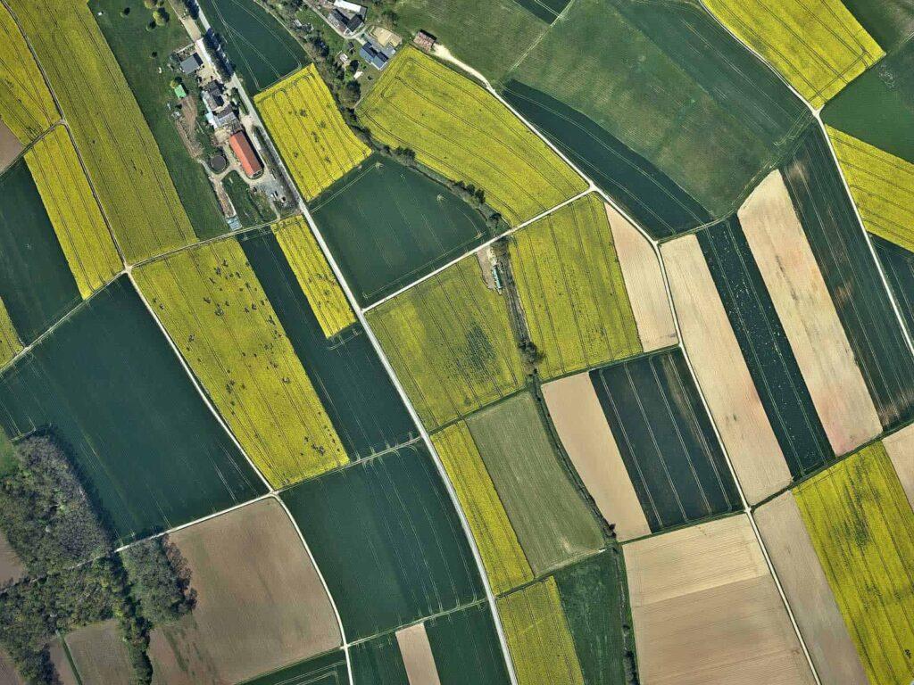 Drone Aerial Imaging Sensors