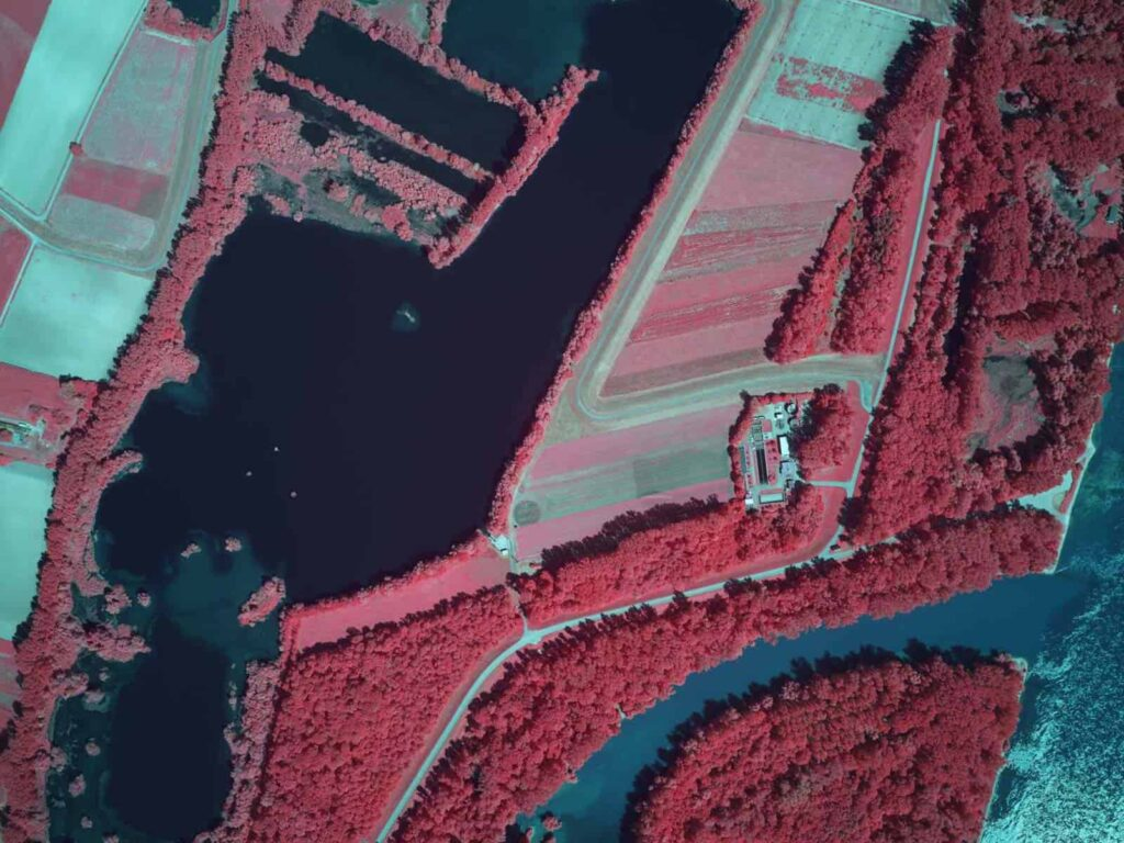 Drone-based Hyperspectral Sensors